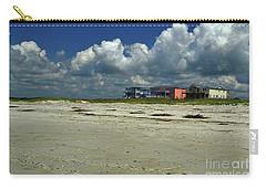 Oak Island Beach Houses Carry-all Pouch