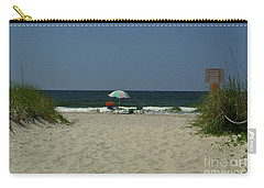 Oak Island Beach Vacancy Carry-all Pouch