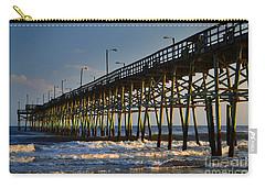 Oak Island Pier 2015 Carry-all Pouch