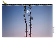 Oak Kissing Carry-all Pouch by Bess Hamiti