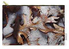 Oak Leaf Snow 2890 Carry-all Pouch