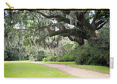 Oak Over The Trail Carry-all Pouch