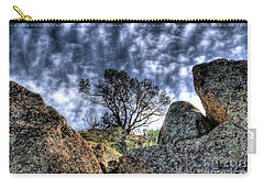 Carry-all Pouch featuring the photograph Oak Tree by Jim and Emily Bush
