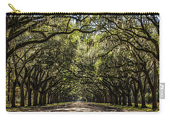 Oak Tree Tunnel #2 Carry-all Pouch