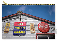 Oakdale Station #2 Carry-all Pouch by Jerry Golab
