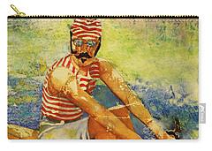 Oarsman Carry-all Pouch by Cynthia Powell