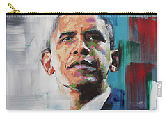 Obama Carry-all Pouch by Richard Day