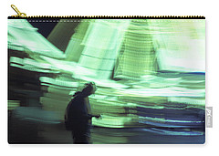 Carry-all Pouch featuring the photograph Oblivion by Alex Lapidus