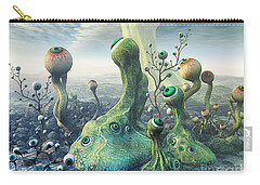 Observation Carry-all Pouch by Jutta Maria Pusl
