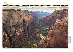 Observation Point - Zion Carry-all Pouch
