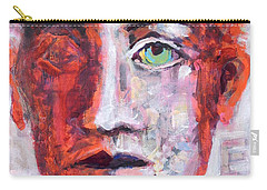 Observe Carry-all Pouch by Mary Schiros