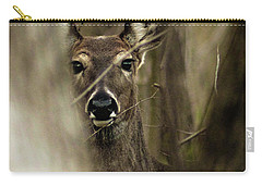 Observed  Carry-all Pouch by Bruce Patrick Smith