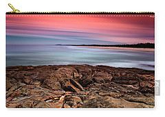 Carry-all Pouch featuring the photograph Ocean Beauty 6666 by Kevin Chippindall