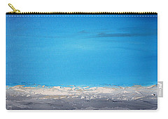 Ocean Blue 1 Carry-all Pouch