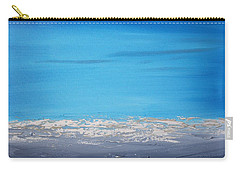 Ocean Blue 3 Carry-all Pouch
