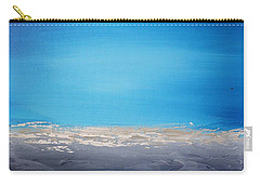 Ocean Blue 5 Carry-all Pouch