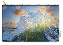 Ocean Bouquet  -  Part 3 Of 3 Carry-all Pouch