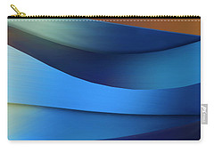 Carry-all Pouch featuring the photograph Ocean Breeze by Paul Wear