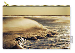 Ocean Calm Carry-all Pouch by Elsa Marie Santoro