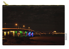 Ocean City Bridge - Lit Up For Orlando Carry-all Pouch
