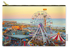 Ocean City New Jersey Boardwalk And Music Pier Carry-all Pouch