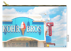 Ocean City Nj Kohr Bros Johnson Popcorn Carry-all Pouch