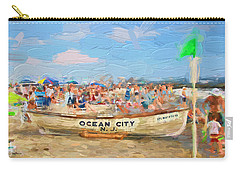 Ocean City Rescue Boat 2 Carry-all Pouch