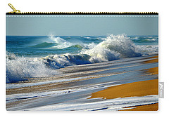 Ocean Delight Carry-all Pouch by Dianne Cowen