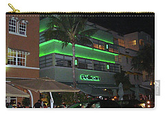Ocean Drive Miami Beach Carry-all Pouch