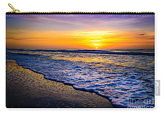 Ocean Drive Sunrise Carry-all Pouch