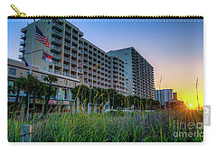 Ocean Drive Sunrise North Myrtle Beach Carry-all Pouch