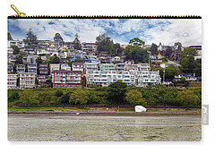 Ocean Front Homes In White Rock Bc Carry-all Pouch