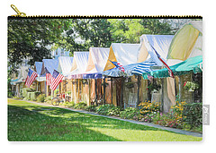 Ocean Grove Tents Sketch Carry-all Pouch