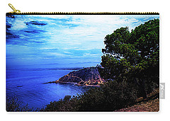 Carry-all Pouch featuring the photograph Ocean Hill by Joseph Hollingsworth