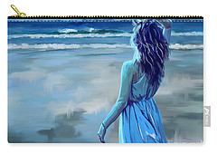 Ocean Longing Carry-all Pouch by Tim Gilliland