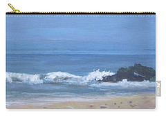 Ocean Meets Jetty Carry-all Pouch
