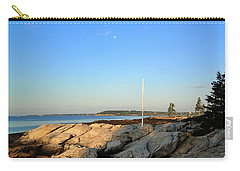 Ocean Point Carry-all Pouch by Lois Lepisto