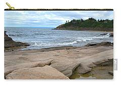 Ocean Rocks - Nova Scotia Carry-all Pouch