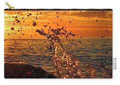 Ocean Splash Carry-all Pouch