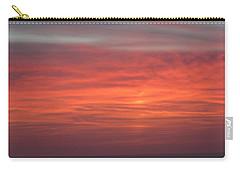 Ocean Sunrise Carry-all Pouch