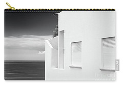 Ocean View White House Carry-all Pouch