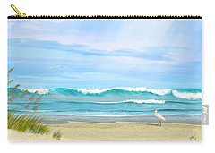 Oceanic Landscape Carry-all Pouch