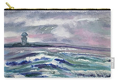 Oceans Of Color Carry-all Pouch