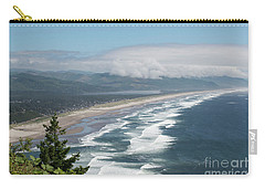 Oceanside Beach Oregon Carry-all Pouch