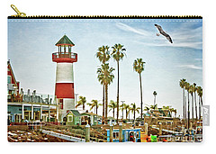 Oceanside Harbor Lighthouse Carry-all Pouch