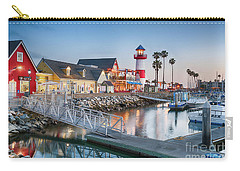 Oceanside Harbor Village At Dusk Carry-all Pouch