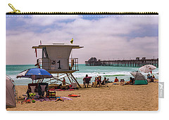 Oceanside Lifeguard Carry-all Pouch