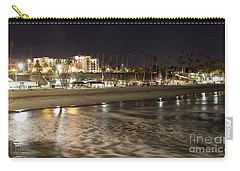 Oceanside Night Carry-all Pouch