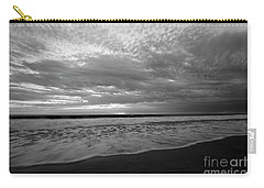Carry-all Pouch featuring the photograph Oceanside Surf by John F Tsumas