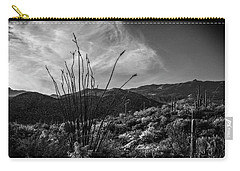 Ocotillo At Sunrise Carry-all Pouch